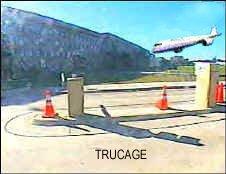 Une photo montage pour unique preuve du crash sur un Pentagone pourtant truffé de caméras